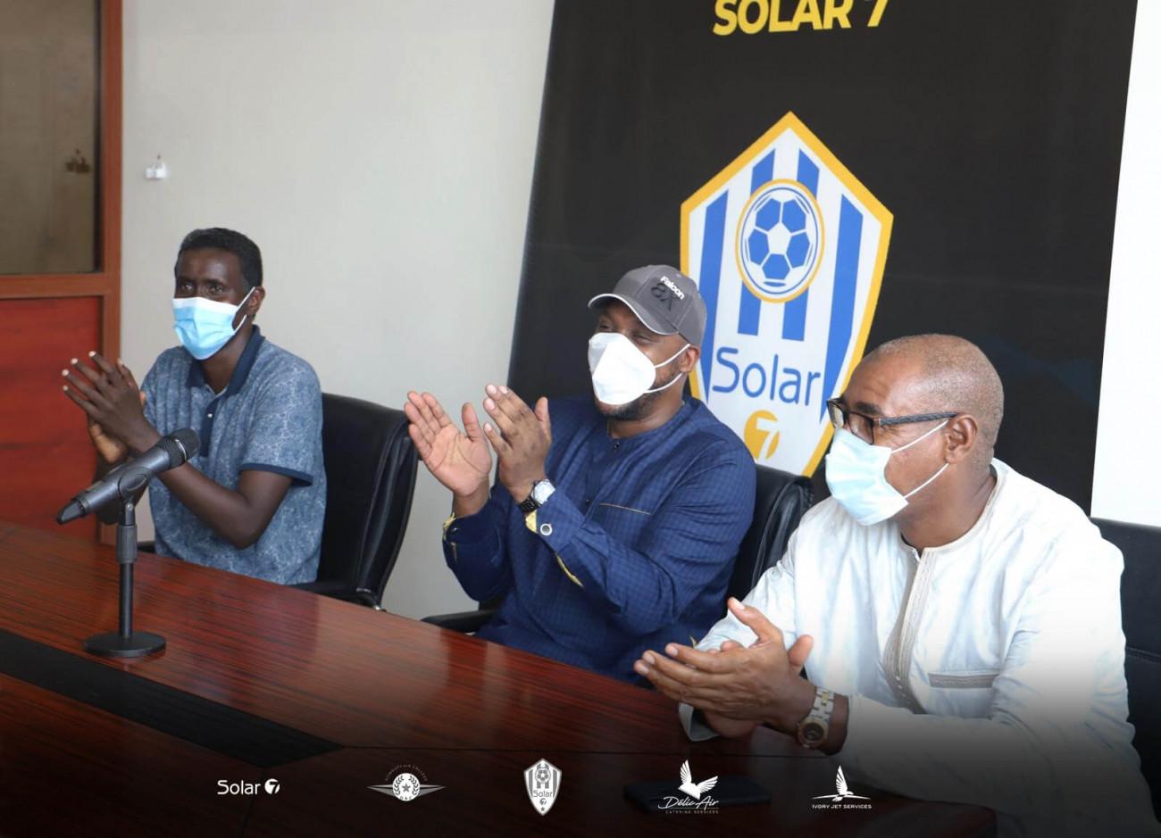 Djibouti : As Arta Solar 7 présidé par Tommy Tayoro Nyckoss