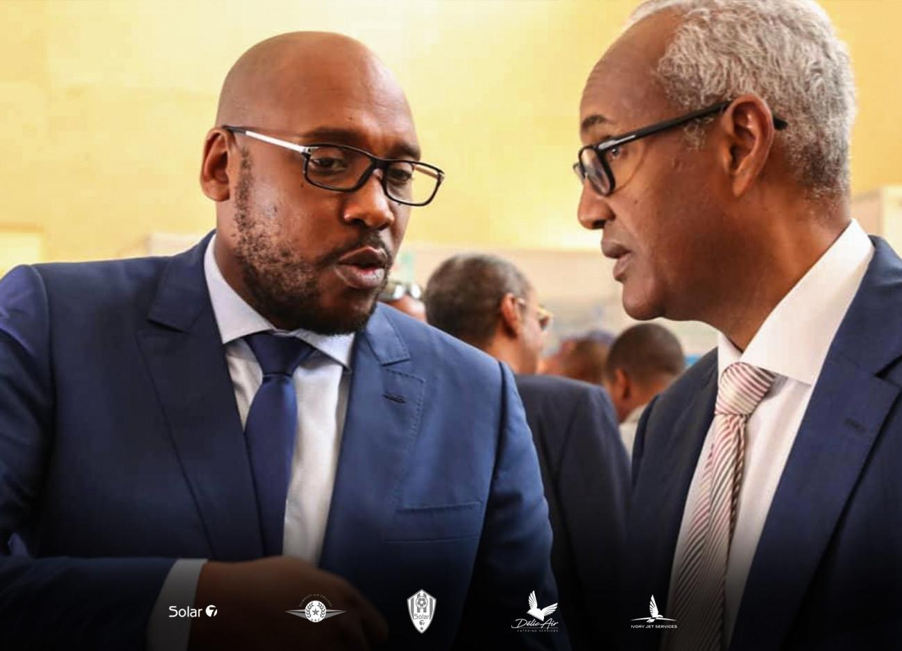 Djibouti : Tommy Tayoro Nyckoss - entrepreneur africain