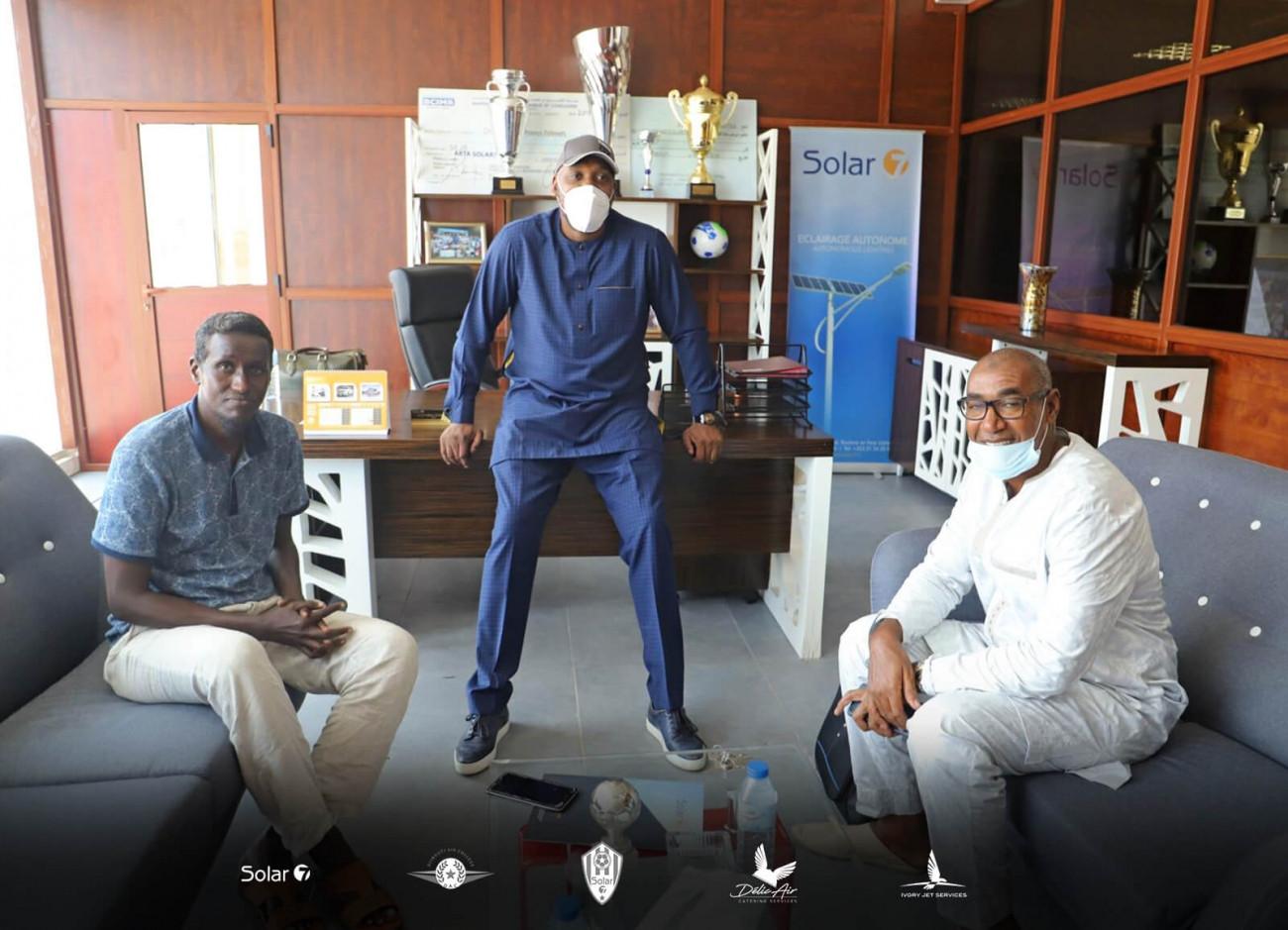 Djibouti : Association Sportive d'Arta Solar7