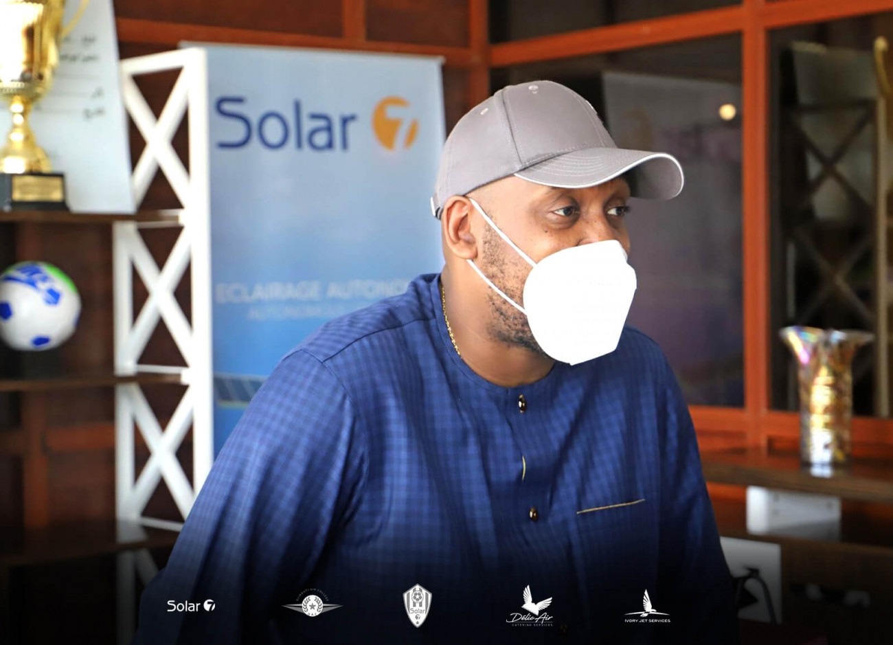 Djibouti : Tommy Tayoro Nyckoss PDG de Solar 7