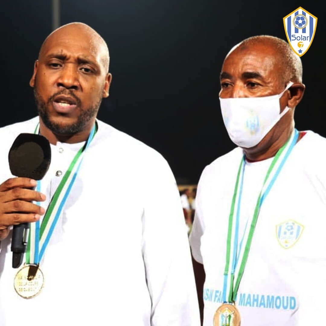 Tommy Tayoro, the spearhead of Djiboutian football