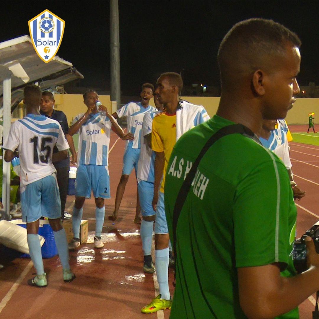 Club Djiboutien AS Arta Solar7 de Tommy Tayoro Nyckoss
